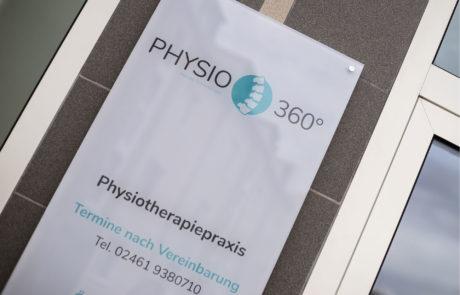 Schild-Physio-360-Juelich